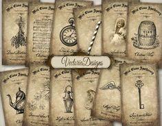 Free Printable Vintage Tags Free Printable Vintage