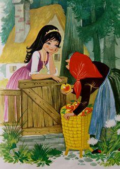 Snow White by Felicitas Kuhn