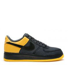 e38b935f94 Air Force 1 Low Supreme Undefeated X Livestrong Varsity Maize,  Black-Anthracite 318985-