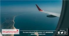Would you like to travel to different places in the world within the briefest timeframe? At that point, Skyplanners.com online travel search site is the best choice for you to Book Flight Tickets. They can make you achieve your goal in the most limited timeframe Book Flight Tickets, Cheap Flight Tickets, Sky Planner, International Flights, Online Travel, Airplane View, Goal, Places, Lugares