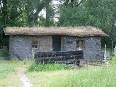 Sod House Museum in Gothenburg, NE features the replica of a sod home like the one America Reed lives in on her homestead in Hills of Nevermore..