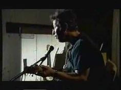 Tom Waits - I've been changed.  Reminds me of the way cool hand luke looks.