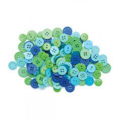 botões Importados Favorite Findings  - Ocean - KJ05