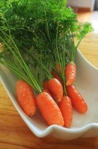 Carrot Face Mask