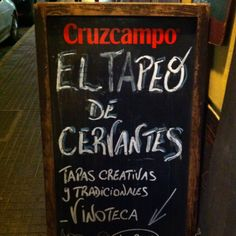 Best Tapas in Malaga !