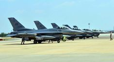 USAF deployed six Fighting Falcons from Aviano Air Base, Italy, support equipment and approximately 300 personnel to Incirlik Air Base, Turkey in Jet Fight, Ankara, Bomba Nuclear, Fuel Truck, F 16, Military Personnel, Military Aircraft, Us Air Force, Barack Obama