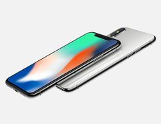 Introducing iPhone Ten. Available in Space Gray and Silver. It features the Super Retina HD Display, Face ID and wireless charging. Learn more at apple.com.