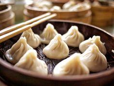 Beignets chinois à la vapeur ( dim sum ) de Kenzo - Recette de cuisine Marmiton : une recette
