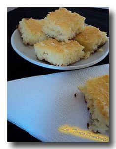 Torta Cocco e Panna (gluten free)