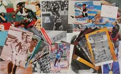 Olympics Autograph Collection