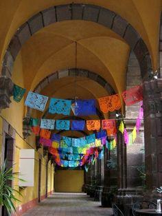 celebration Mexican style decor