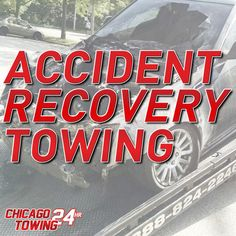 Chicago Towing offers the best recovery services for those individuals who are unfortunate enough to be involved in an accident. Once you have recovered from the initial shock of the accident, do not panic. Our tow trucks can be to your location at any time, 7 days a week. (773) 681-9670 #EmergencyTowingChicago #ChicagoTowing #TowingServiceChicago #VehicleTowingChicago #ChicagoTowingService #RoadsideAssistanceChicago #Chicagoroadsideassistance #VehicleJumpstart #Chicago #TireChange…