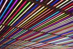 Light Installation by Liz West – Fubiz Media