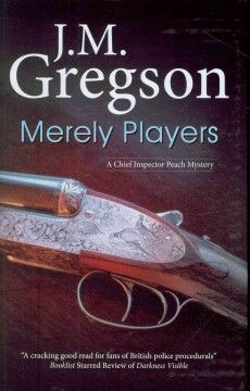 What DCI percy Peach needs is a high-profile murder case to sink his teeth into - and he may be about to get what he wishes for...