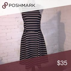 STITCH FIX PAPERMOON STRIPED DRESS EUC. Puppy-loving smoke-free home. Sorry-no trades. All offers will be considered but please be respectful of the brand and the condition :) 20% discount if you bundle two or more items!  🛍 Happy Shopping! 🛍 papermoon Dresses