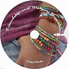 How to Make Friendship Bracelets CD DVD 3 books 14 video tuts beaded floss wired by GeekaMedia http://www.amazon.com/dp/B00K7RCBGM/ref=cm_sw_r_pi_dp_yosYwb1FYMDKF