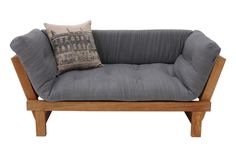 Home :: Sofa Beds :: Oak Switch Sofa Bed