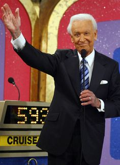 I love Drew Carey, but such fond memories of watching The Price is Right with my grandparents with Bob Barker....