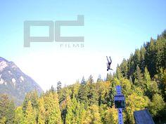 Hope, BC - Kawkawa Lake Jump