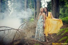Michelle Moore Seattle Los Angeles Fashion Photographer Beauty Editorial at Tiger Mountain