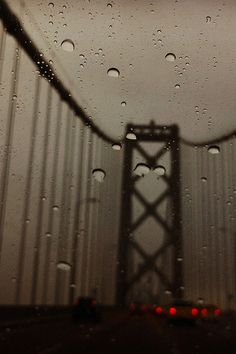 tokyo-bleep - rainy golden gate