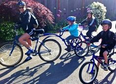 Take a trip down south and pedal your way along Lake Washington for the City of Seattle's annual Bicycle Sundays program, starting in May through September 2014.
