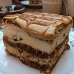 """306 Likes, 7 Comments - @mucizetatlar #mucizetatlar (@mucizetatlar) on Instagram: """"Tebrikler 👏👏👏 Takibe almak için 👉 @elifle_mutfakk 👈 ・・・ . . REVANİ ✔️Malzemeler 🔺3 yumurta 🔺4 kahve…"""""""