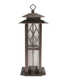 Look at this Craftsman Bird Feeder on #zulily today!