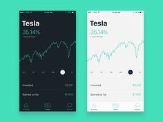 Invest App. by Nicolas Prieto
