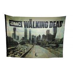 """Walking Dead """"Atlanta Wall Banner"""" @ The Walking Dead Store Pinterest 19, Wall Banner, Dead Inside, The Walking Dead, Atlanta, Fandoms, Cool Stuff, Country, World"""