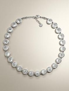 Talbots - Crystal Necklace | New Arrivals |