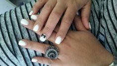 Loving white acrylic....