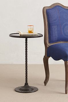 Beauregard Side Table - anthropologie.com