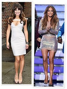 #LeaMichele and #JenniferLopez love their @Christian Louboutins. See which other stars rock red soles! http://news.instyle.com/2012/05/24/louboutin-celebrity-photos/#