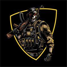 logo squad esport