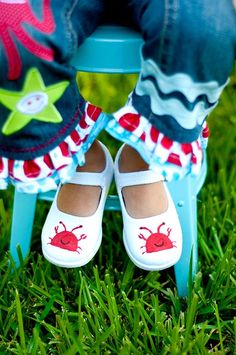 Crab shoes