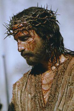 La Pasión de Cristo : foto Jim Caviezel, Mel Gibson