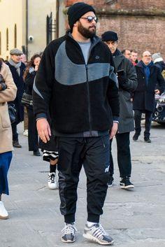 46 #platino #artist Normcore Fashion, Cozy Fashion, Nike Fashion, Streetwear Fashion, Denim Fashion, Mode Masculine, Nike Wear, Men Street, Stylish Men
