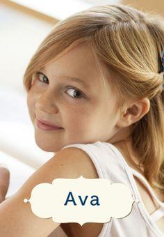 Von A wie Aaron bis Z wie Zoey: 200 amerikanische Vornamen für Jungs & Mädchen: http://www.gofeminin.de/mama/album1227963/amerikanische-vornamen-0.html#p2