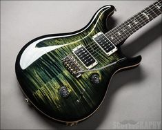 Prs Guitars - This Is Actually The Article You Want About Learning Guitar Guitar Kits, Prs Guitar, Guitar Amp, Cool Guitar, Acoustic Guitar, Paul Reed Smith, Bass Ukulele, Guitar Photos, Cool Electric Guitars