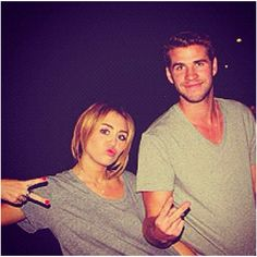 Miley and liam- never giving up hope..... BUT i want him so miley cant continue to be a lunatic