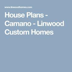 House Plans - Camano - Linwood Custom Homes