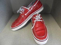 Gucci boat shoes for our guys
