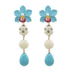 Ear Jewelry, Cute Jewelry, Jewelry Art, Beaded Jewelry, Jewelery, Vintage Jewelry, Jewelry Design, Jewelry Making, Unique Jewelry