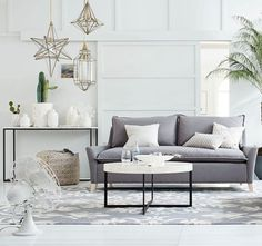 West Elm Bliss Feather Couch