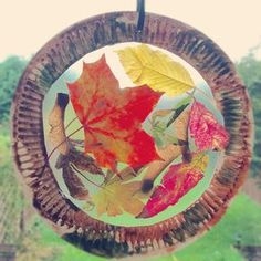 We're sharing one of our easy and fun autumn crafts today that we've done several tines over the years and even younger kids can get involved. These autumn leaf suncatchers are a lovely way to mark the start of a new season and a great w...