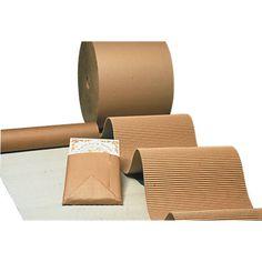 Carton ondulé simple face 300 g/m²