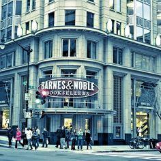 Washington DC's Barnes & Noble