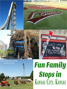 Fun Family Stops in Kansas City, Kansas