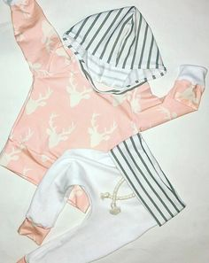 Baby girl outfit / baby clothes / cute baby clothes by BornApparel